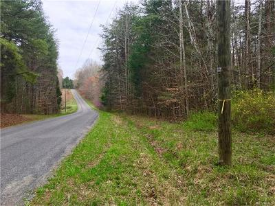 Goochland Residential Lots & Land For Sale: 3868 County Line Road