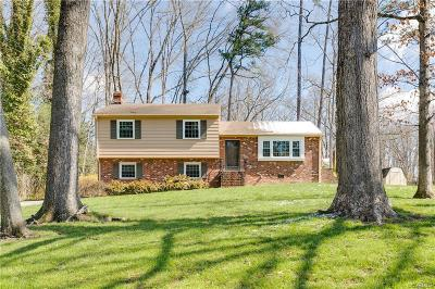Chesterfield Single Family Home For Sale: 609 Forkland Drive