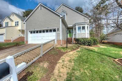 Henrico Single Family Home For Sale: 12503 Caitlin Circle