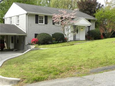 Colonial Heights VA Single Family Home For Sale: $209,900