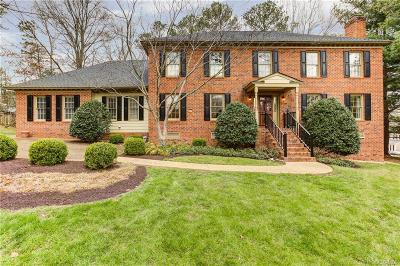 Henrico County Single Family Home For Sale: 11 Bisley Court