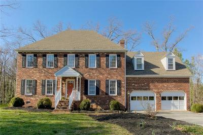North Chesterfield VA Single Family Home For Sale: $329,950