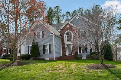 Chesterfield County Single Family Home For Sale: 16815 Jennway Place