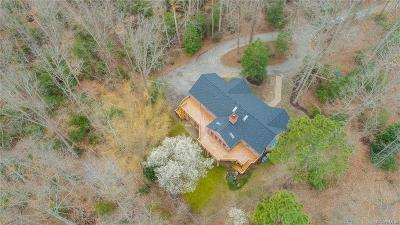 Mechanicsville Single Family Home For Sale: 4002 Fraley Court