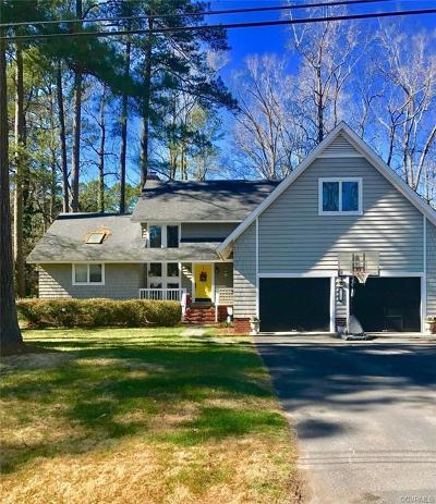 King William County Single Family Home For Sale: 240 Cypress Avenue