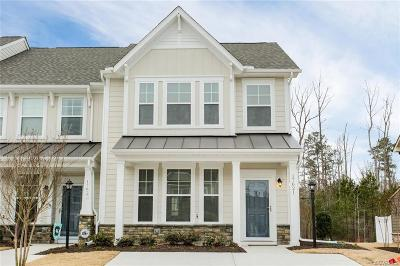 Chesterfield County Condo/Townhouse For Sale: 17621 Memorial Tournament Drive #23 Q