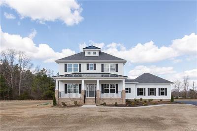 Mechanicsville Single Family Home For Sale: Chamberlayne Road