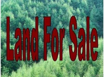 Hanover County Residential Lots & Land For Sale: 00 Chamberlayne Road