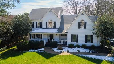 Chesterfield County Single Family Home For Sale: 12507 Rocky River Drive