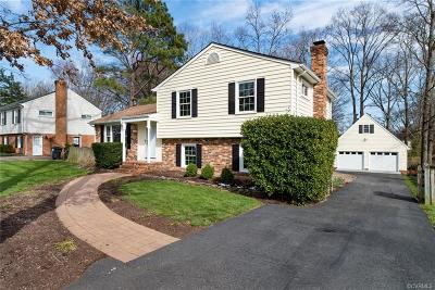 Henrico County Single Family Home For Sale: 1519 Village Grove Road