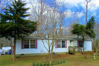 Hanover County Single Family Home For Sale: 7900 Flannigan Mill Road