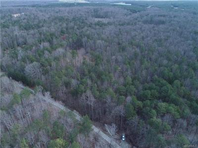 Powhatan County Residential Lots & Land For Sale: Manahoc