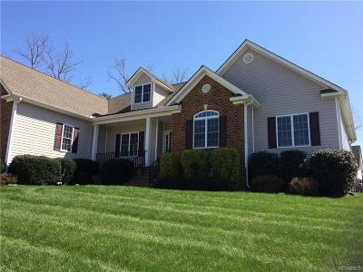 Chesterfield VA Single Family Home For Sale: $324,950