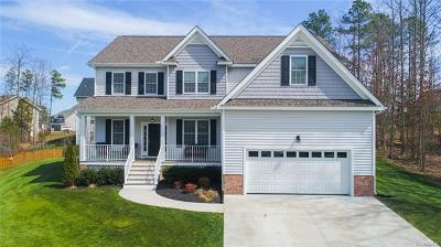 Chesterfield Single Family Home For Sale: 8307 Badestowe Court