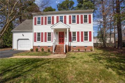 Hanover County Single Family Home For Sale: 9178 Hunters Chase Court