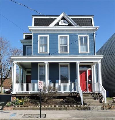 Richmond Multi Family Home For Sale: 1 1/2 South Allen Avenue