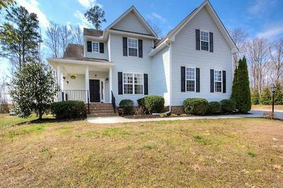Midlothian Single Family Home For Sale: 15307 Cambria Cove Blvd