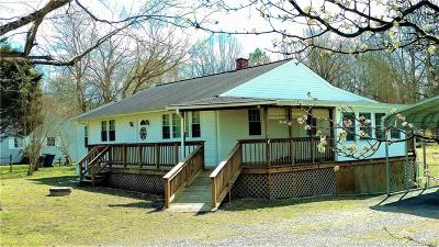 South Chesterfield Single Family Home For Sale: 6111 Hood Street