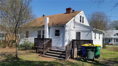 Hopewell Rental For Rent: 208 Meridian Avenue