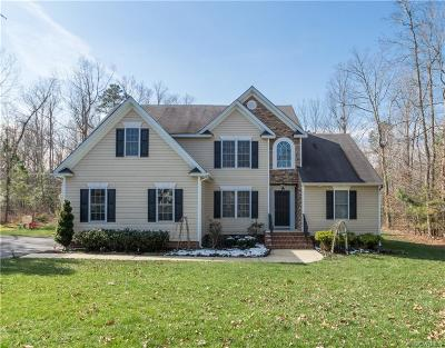 Chesterfield Single Family Home For Sale: 10525 Chesdin Ridge Drive