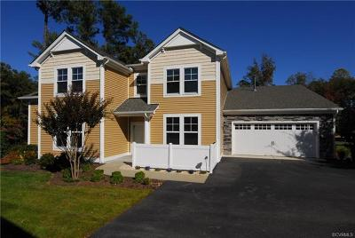Chesterfield County Condo/Townhouse For Sale: 12104 Blossom Point Road #5A - 22