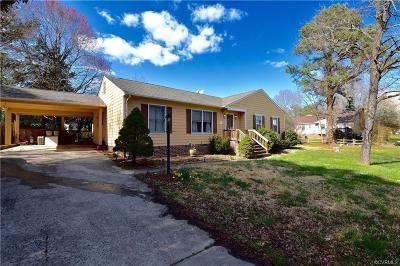 Chesterfield Single Family Home For Sale: 9518 Chipping Drive