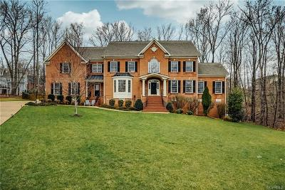 Chesterfield County Single Family Home For Sale: 3218 Brayfield Place