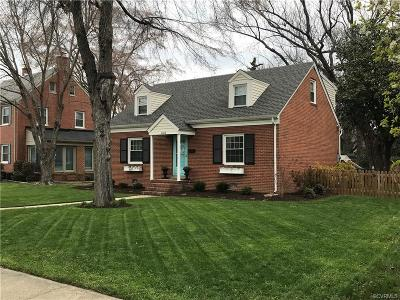 Richmond Single Family Home For Sale: 1604 Brookland Parkway