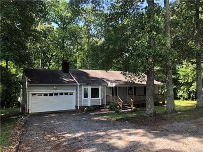 Mechanicsville Single Family Home For Sale: 7343 Verdi Lane