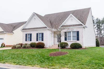 Henrico Single Family Home For Sale: 2701 Parview Way