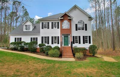 Chesterfield County Single Family Home For Sale: 11912 Culloden Lane