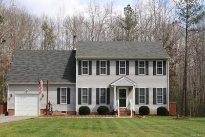 Chesterfield VA Single Family Home For Sale: $249,900