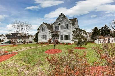 Henrico County Single Family Home For Sale: 3524 Graham Meadows Place