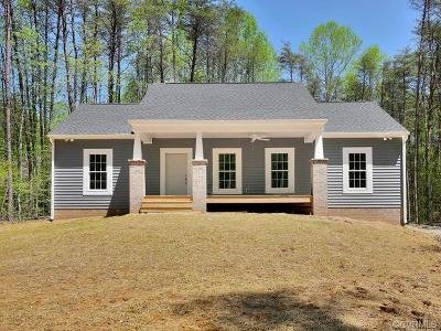Powhatan Single Family Home For Sale: 1791 Beech Drive