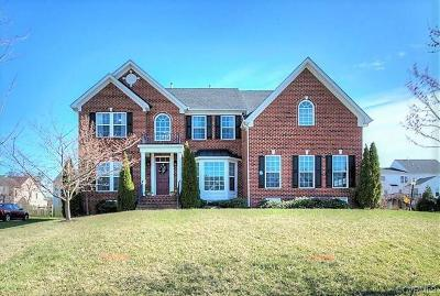 Glen Allen Single Family Home For Sale: 5817 Bottomley Place