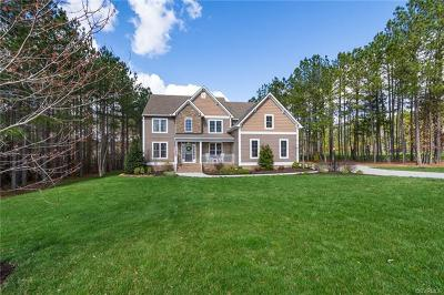 Chesterfield County Single Family Home For Sale: 4900 Cabretta Drive