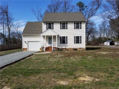 Henrico Single Family Home For Sale: 1644 Old Oakland Road