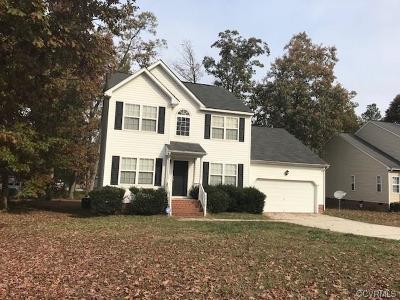 Henrico Single Family Home For Sale: 2916 Four Mile Run Drive