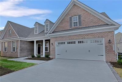 Chesterfield County Condo/Townhouse For Sale: 6714 Southwalk Heights #Lot 42