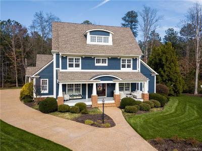 Chesterfield County Single Family Home For Sale: 2337 Wooded Oak Place