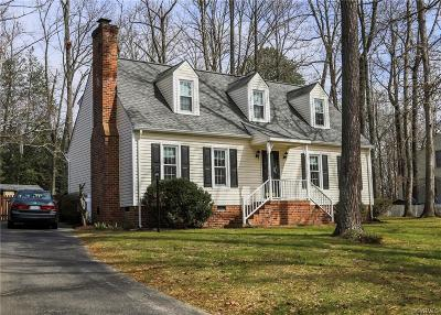 Hanover County Single Family Home For Sale: 7086 Brooking Way