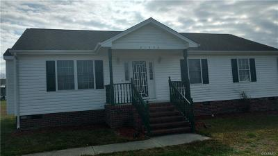 Petersburg VA Single Family Home Sold: $172,000
