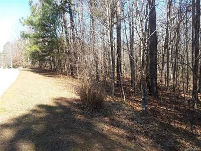 Powhatan County Residential Lots & Land For Sale: 2900 Maple Grove Lane