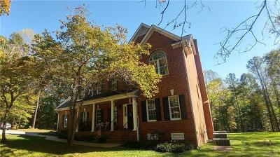King William Single Family Home For Sale: 3162 Smokey Road