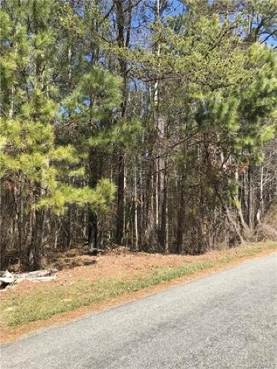 Hanover County Residential Lots & Land For Sale: Pinehurst Forest Drive
