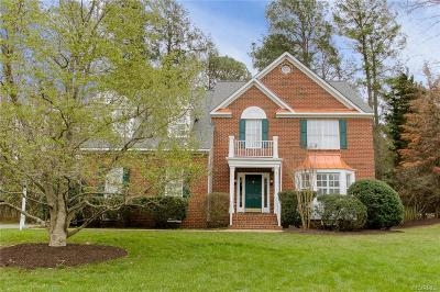 Henrico Single Family Home For Sale: 12833 Church Road