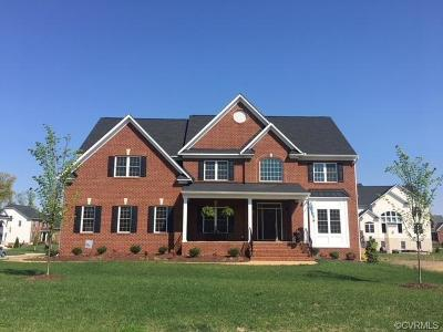 Henrico County Single Family Home For Sale: 11500 Grey Oaks Estates Run