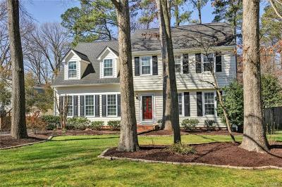 Henrico County Single Family Home For Sale: 4602 Archduke Road