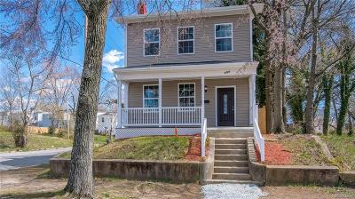 Richmond Single Family Home For Sale: 1321 North 22nd Street
