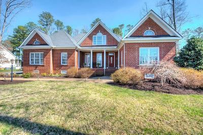 Hanover County Single Family Home For Sale: 14448 Riverside Drive